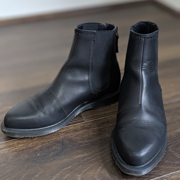 Dr Martens Zillow Temperly Black